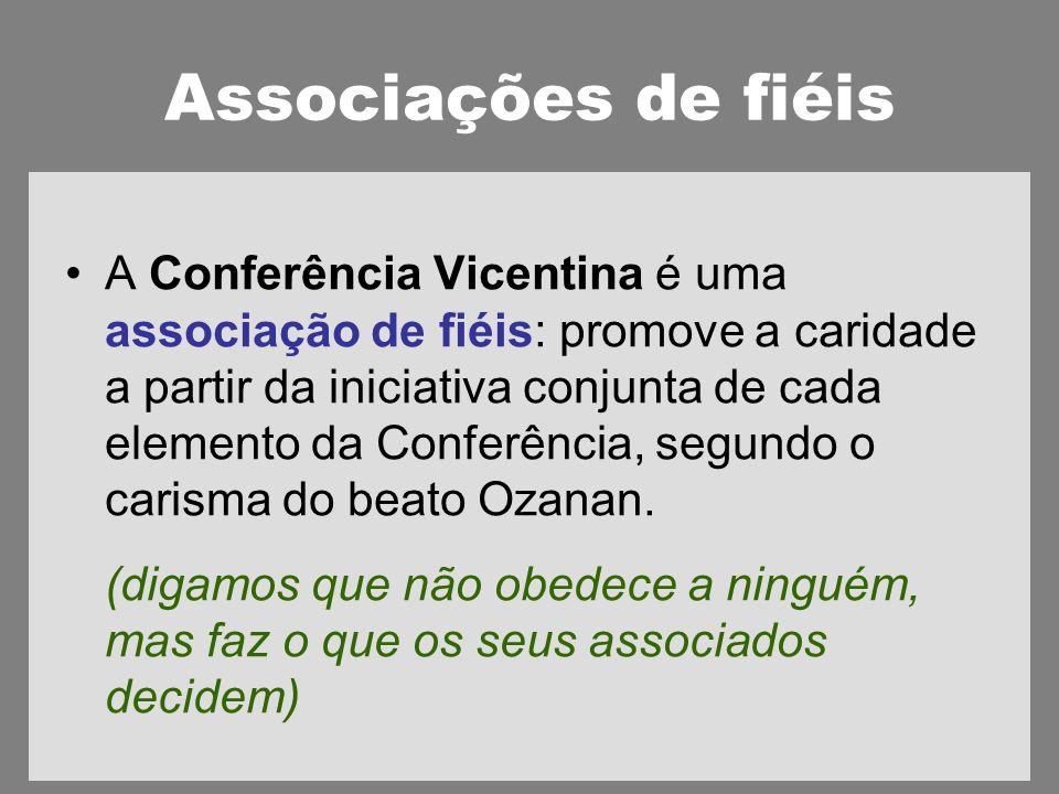 Associações de fiéis