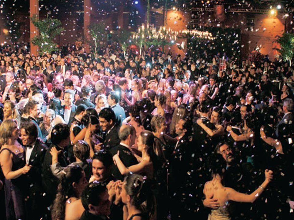 Como devemos nos comportar em casamentos e bailes de formatura