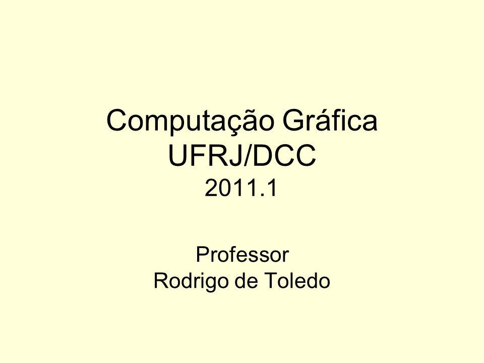 Computação Gráfica UFRJ/DCC 2011.1