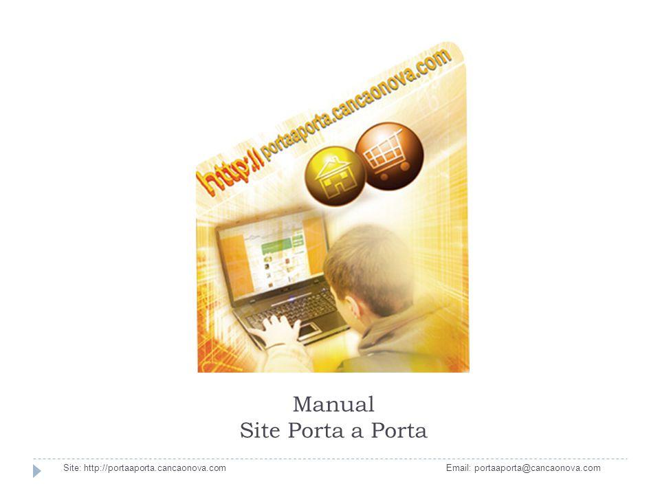 Manual Site Porta a Porta