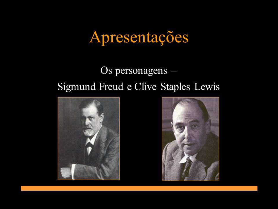 Sigmund Freud e Clive Staples Lewis