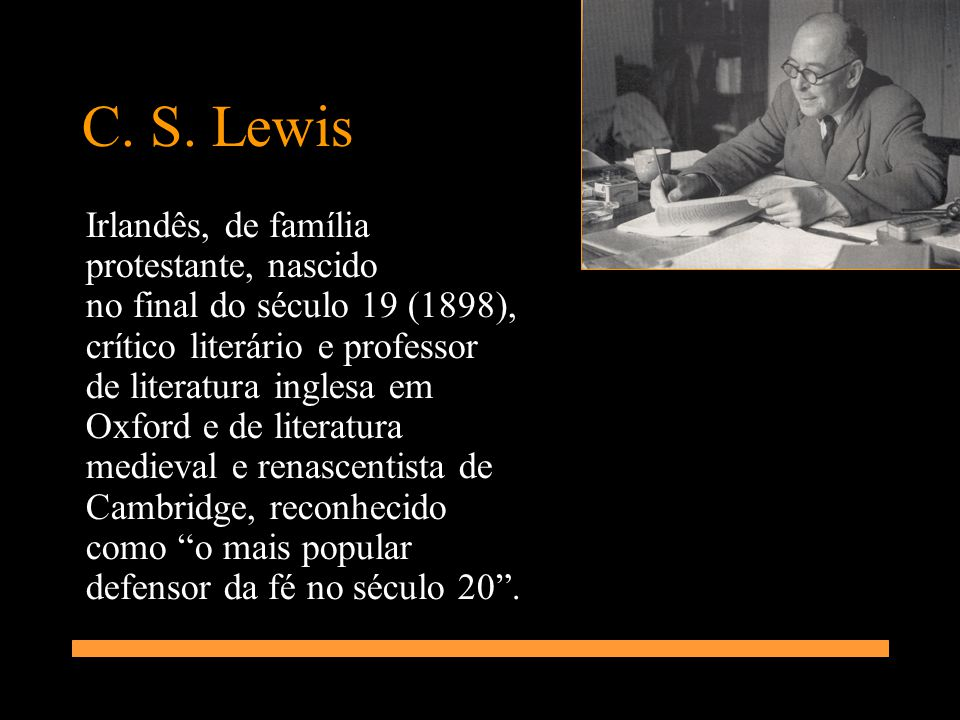 C. S. Lewis