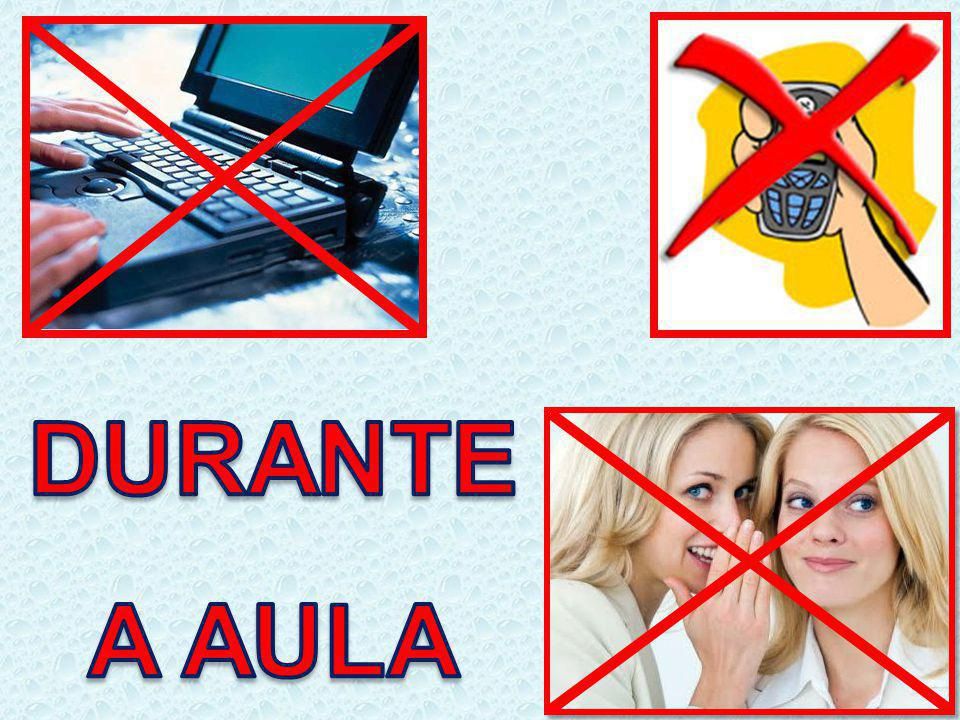 DURANTE A AULA 9 9