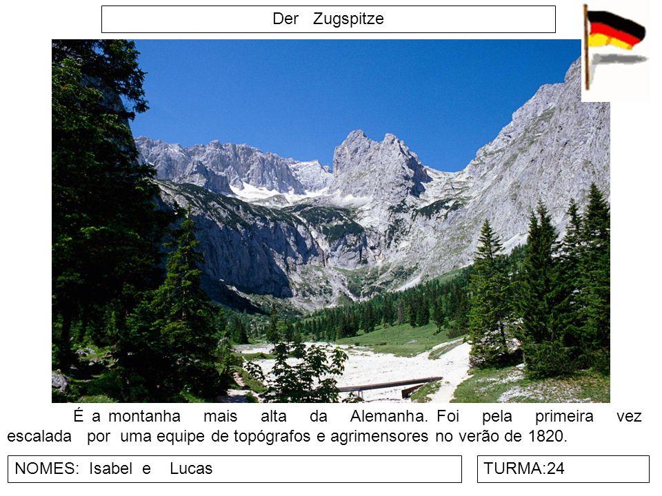 Der Zugspitze