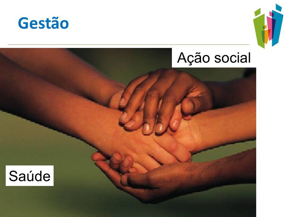 Gestão Ação social Saúde