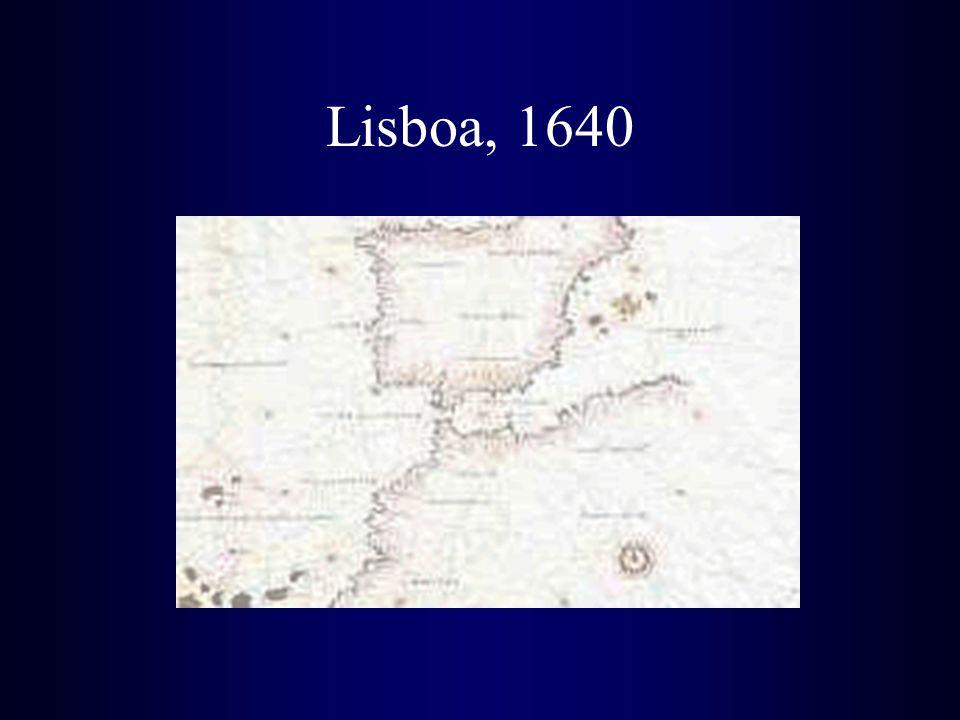 Lisboa, 1640