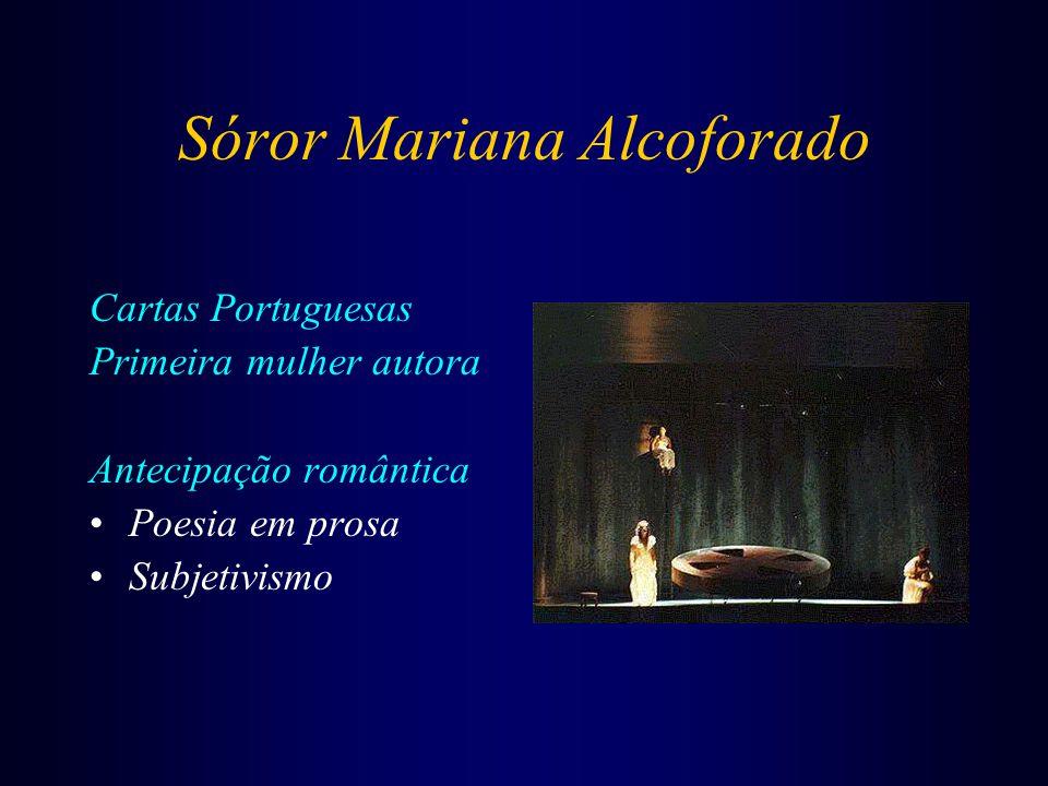 Sóror Mariana Alcoforado