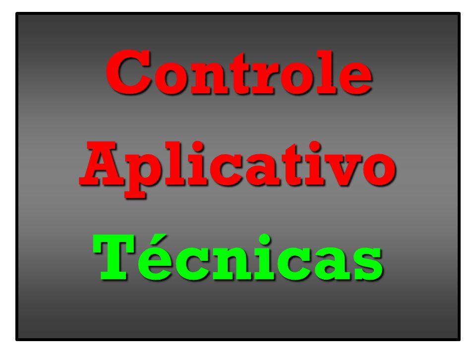 Controle Aplicativo Técnicas