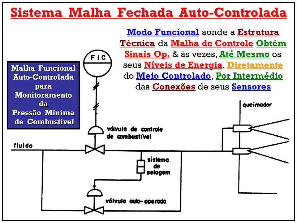 Sistema Malha Fechada Auto-Controlada