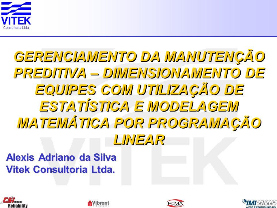Alexis Adriano da Silva Vitek Consultoria Ltda.