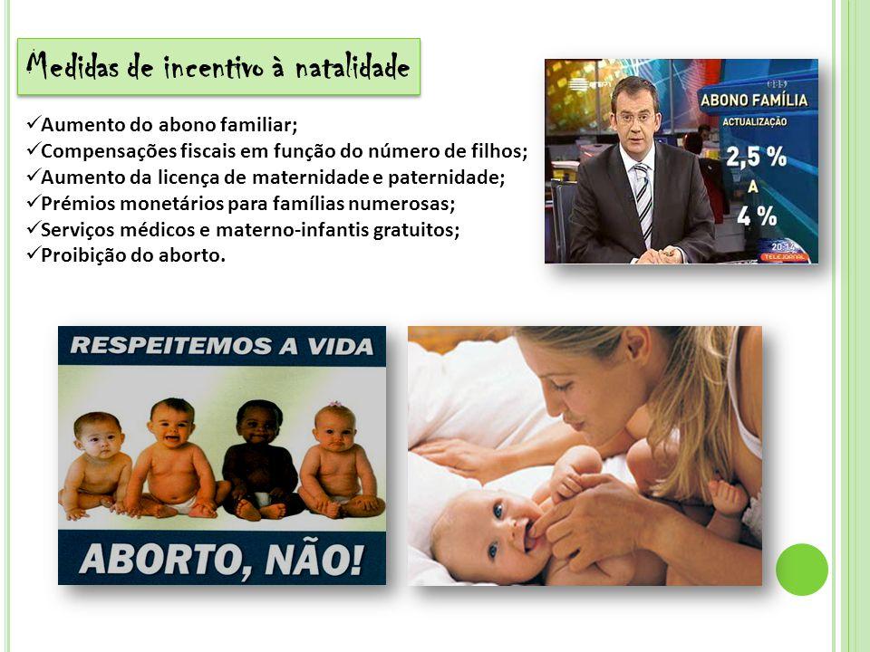 Medidas de incentivo à natalidade
