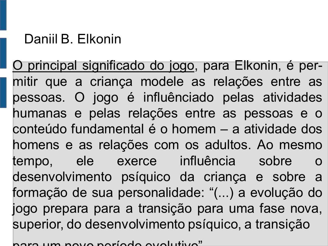Daniil B. Elkonin