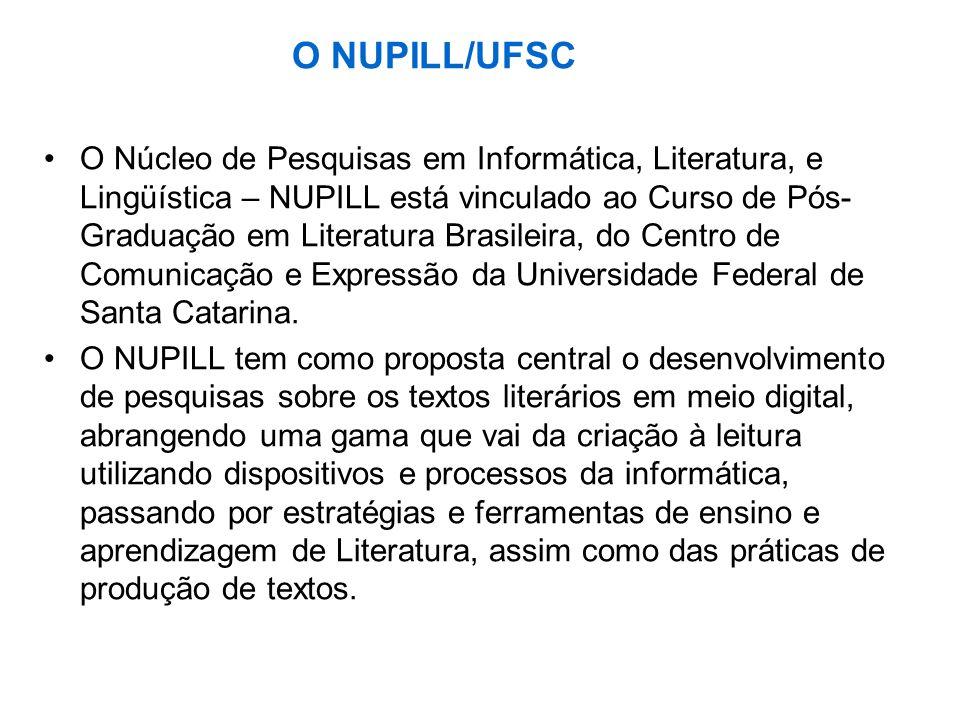 O NUPILL/UFSC