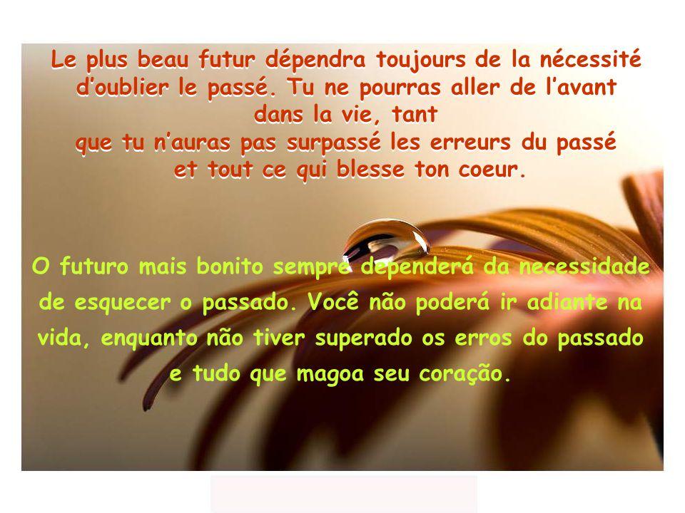 Le plus beau futur dépendra toujours de la nécessité