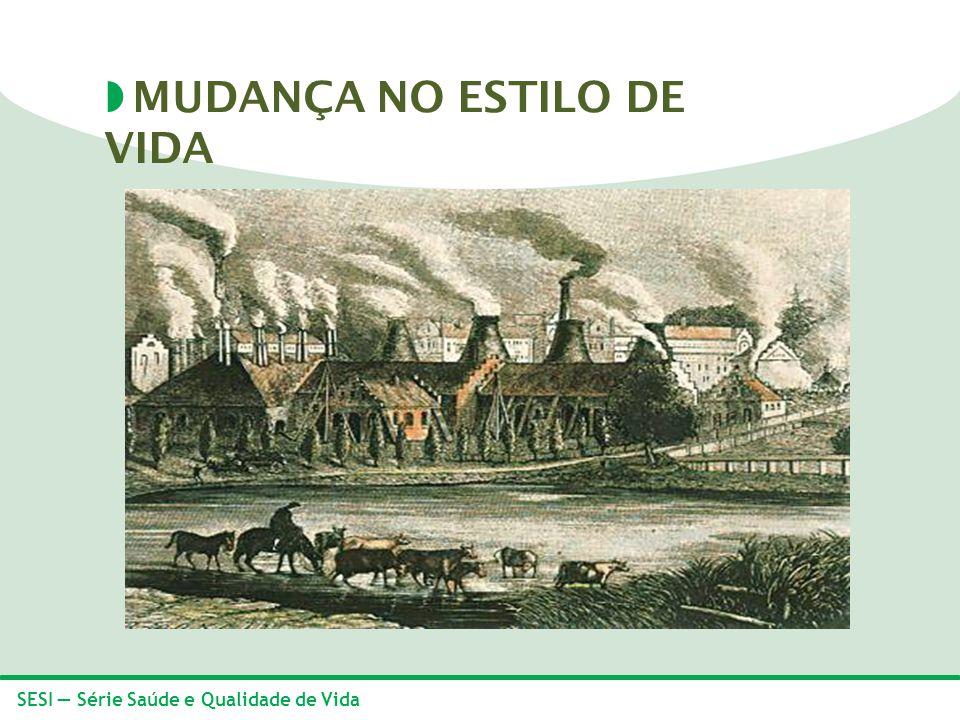 MUDANÇA NO ESTILO DE VIDA