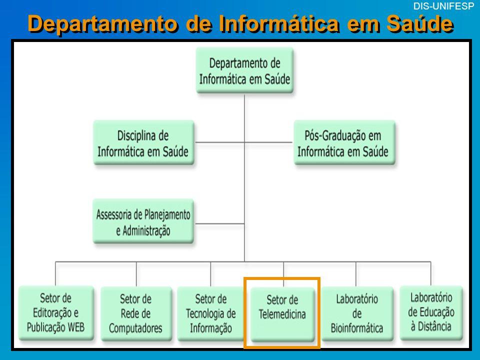 Departamento de Informática em Saúde
