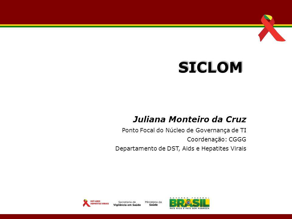 SICLOM Juliana Monteiro da Cruz