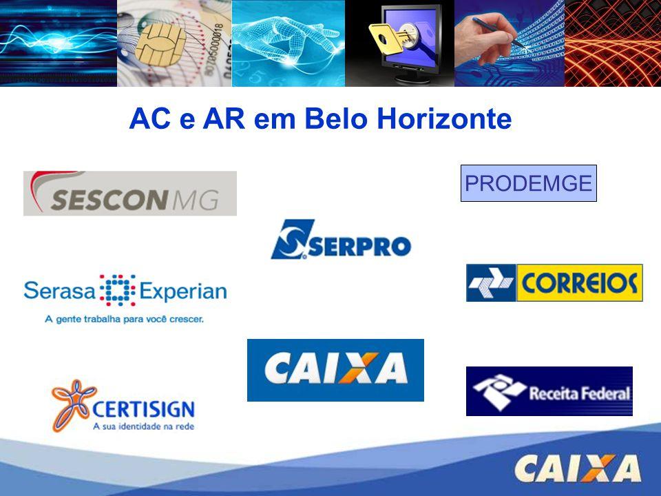 AC e AR em Belo Horizonte