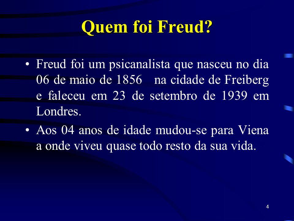 Quem foi Freud