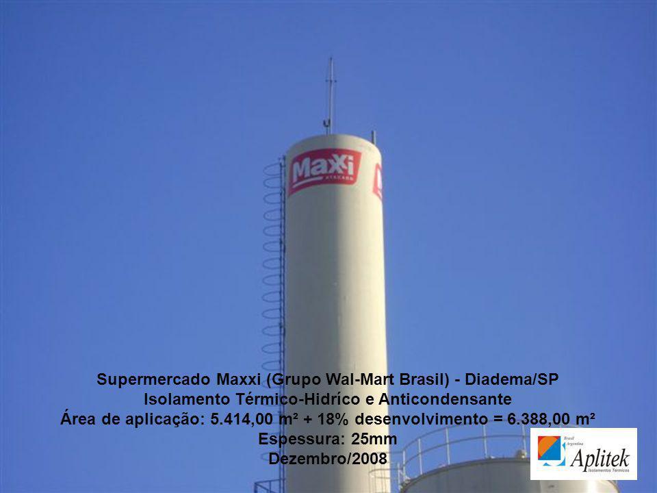 Supermercado Maxxi (Grupo Wal-Mart Brasil) - Diadema/SP