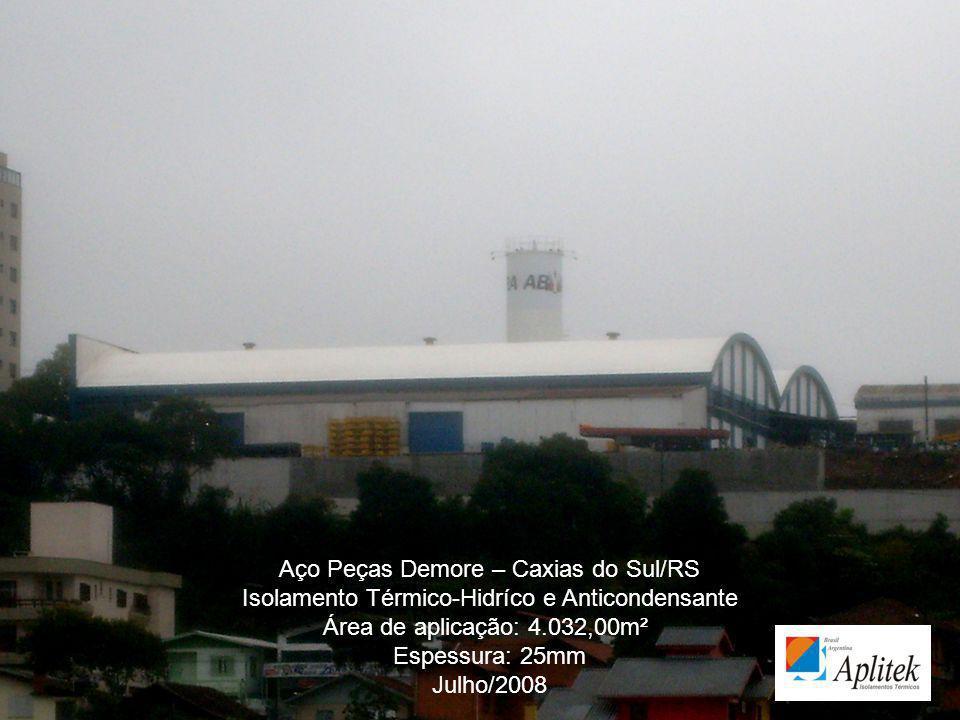Aço Peças Demore – Caxias do Sul/RS