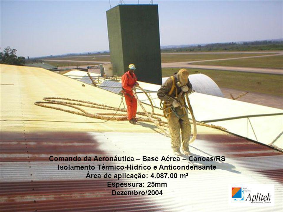 Comando da Aeronáutica – Base Aérea – Canoas/RS