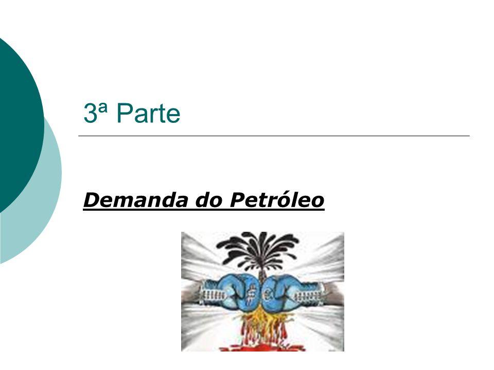 3ª Parte Demanda do Petróleo