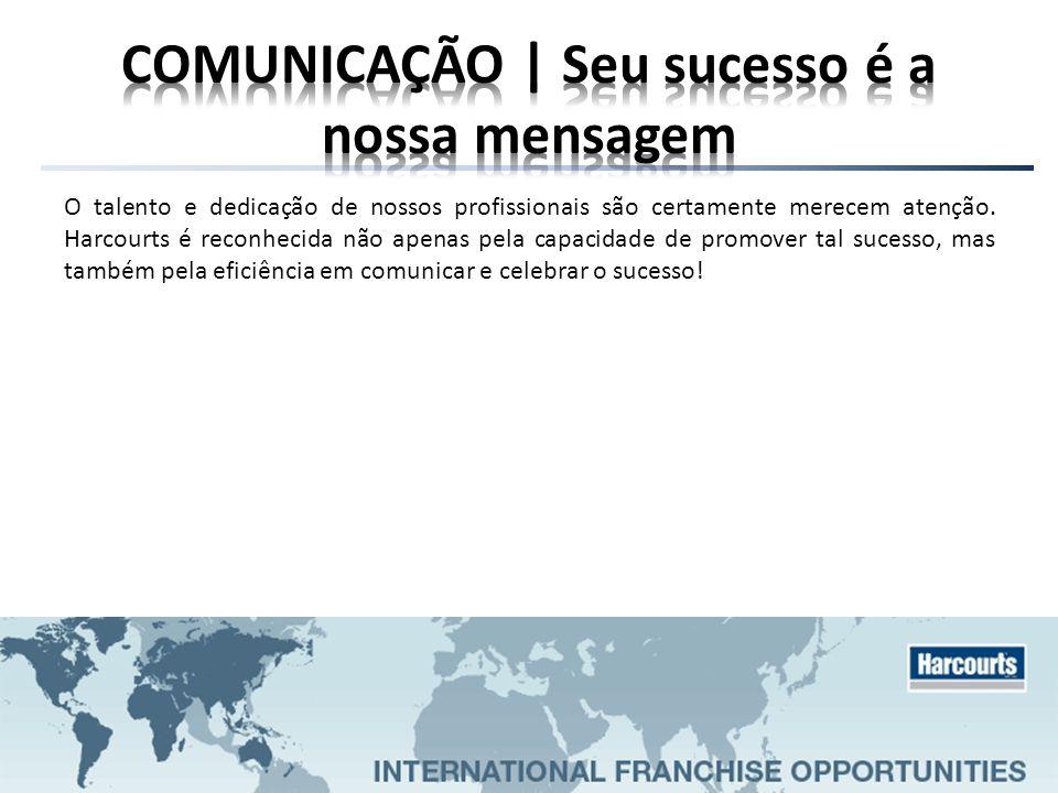 COMUNICAÇÃO | Seu sucesso é a nossa mensagem