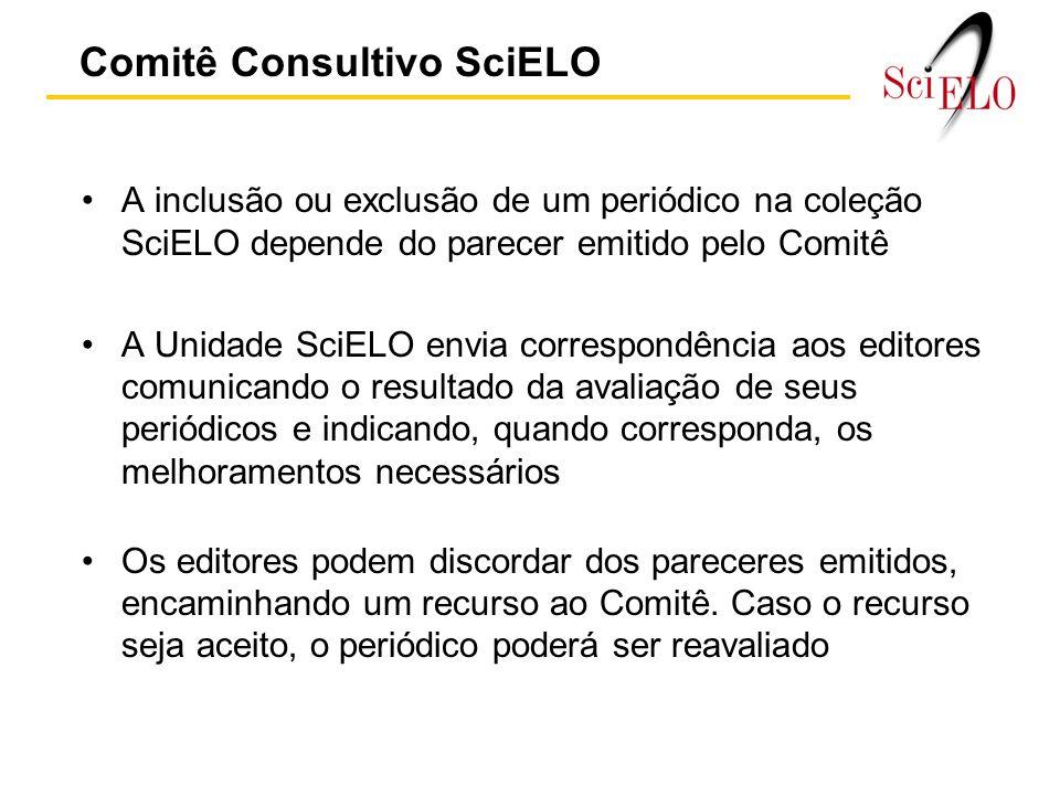 Comitê Consultivo SciELO