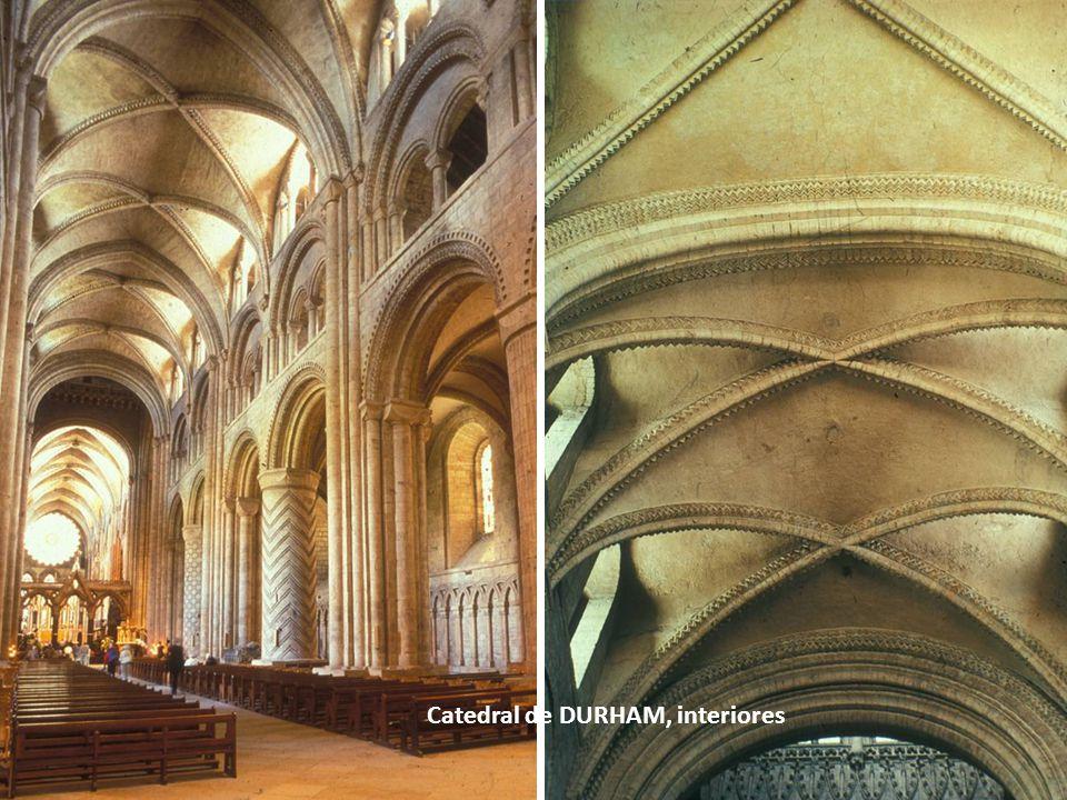 Catedral de DURHAM, interiores