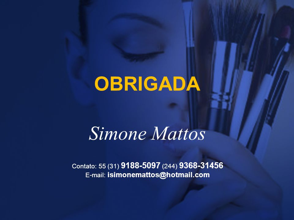 E-mail: isimonemattos@hotmail.com