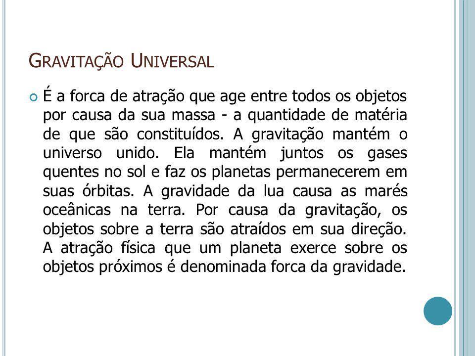 Gravitação Universal
