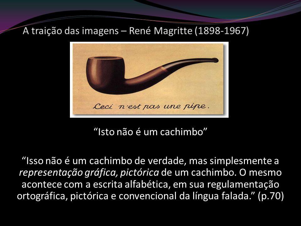 A traição das imagens – René Magritte (1898-1967)