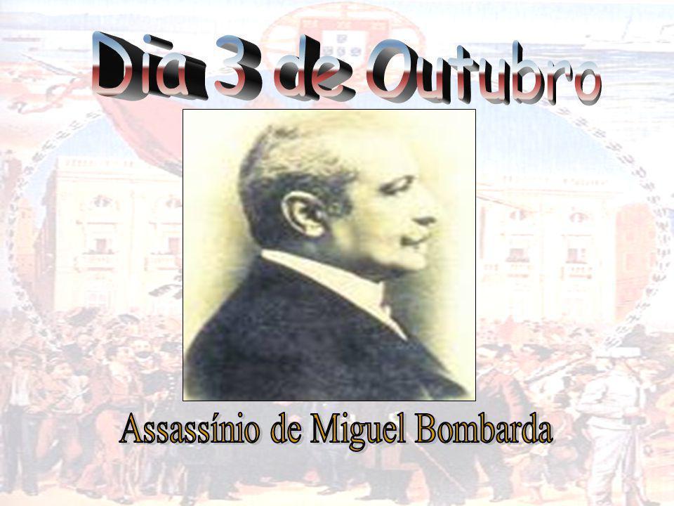 Assassínio de Miguel Bombarda