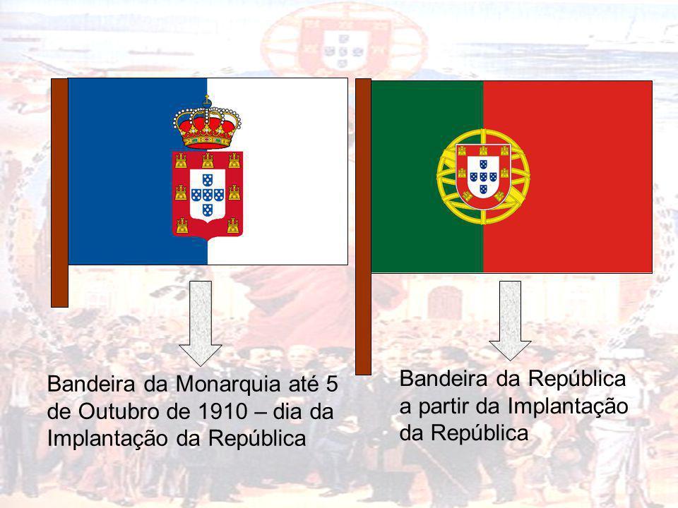 Bandeira da República a partir da Implantação da República