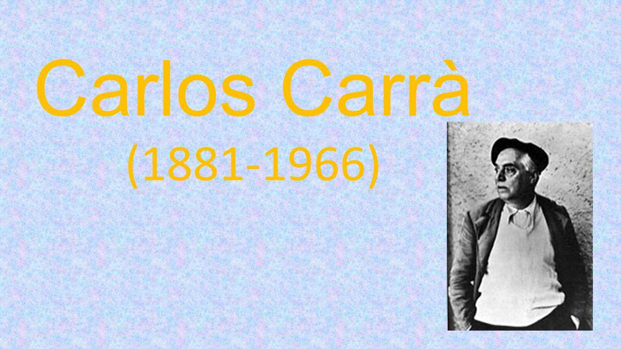 Carlos Carrà (1881-1966)