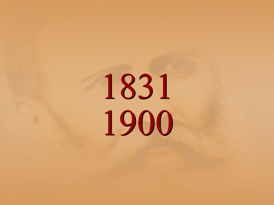 1831 1900
