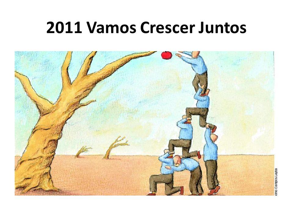 2011 Vamos Crescer Juntos