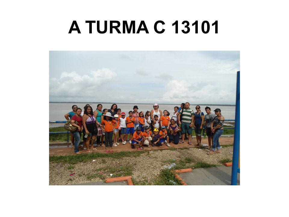 A TURMA C 13101