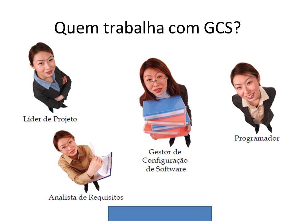Quem trabalha com GCS