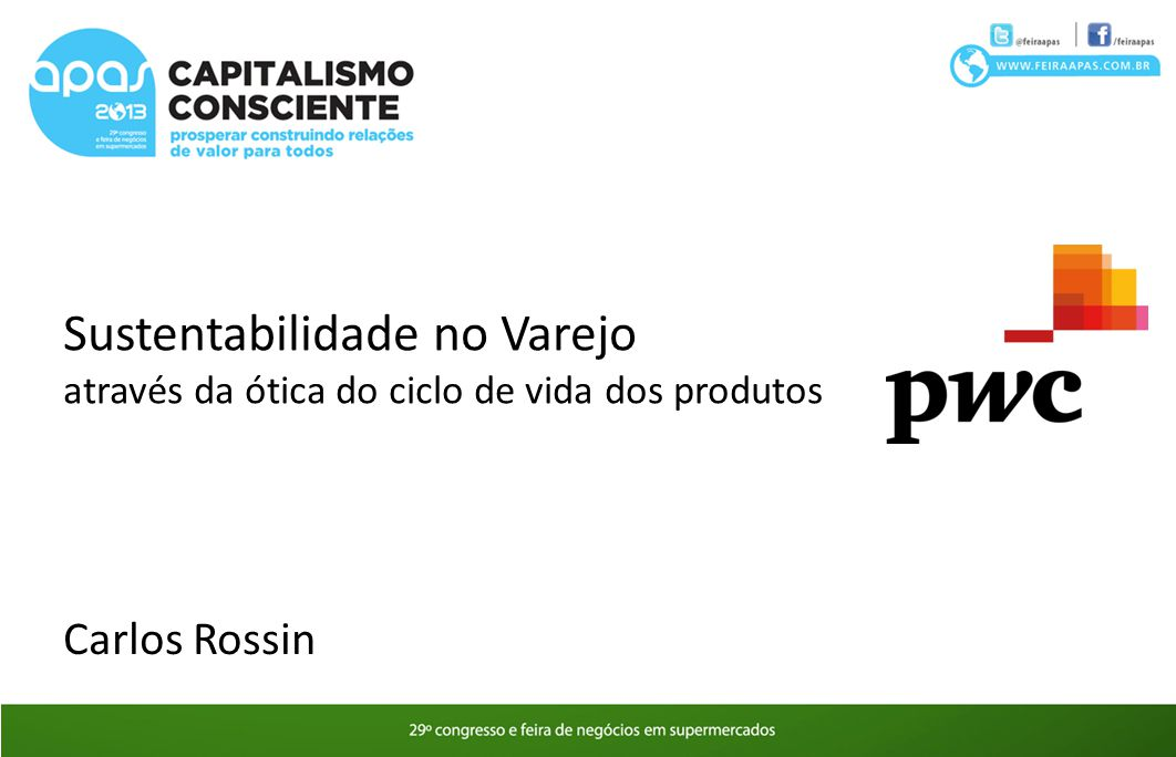 Sustentabilidade no Varejo