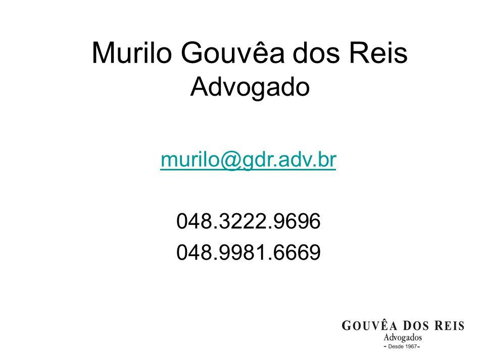 Murilo Gouvêa dos Reis Advogado