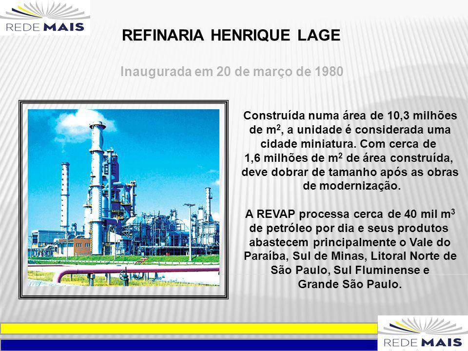 REFINARIA HENRIQUE LAGE