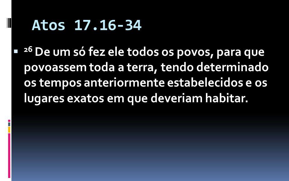 Atos 17.16-34