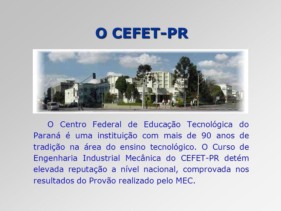O CEFET-PR