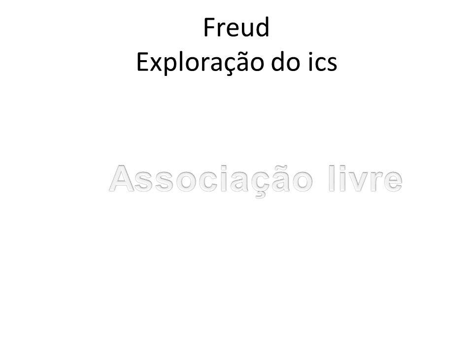 Freud Exploração do ics