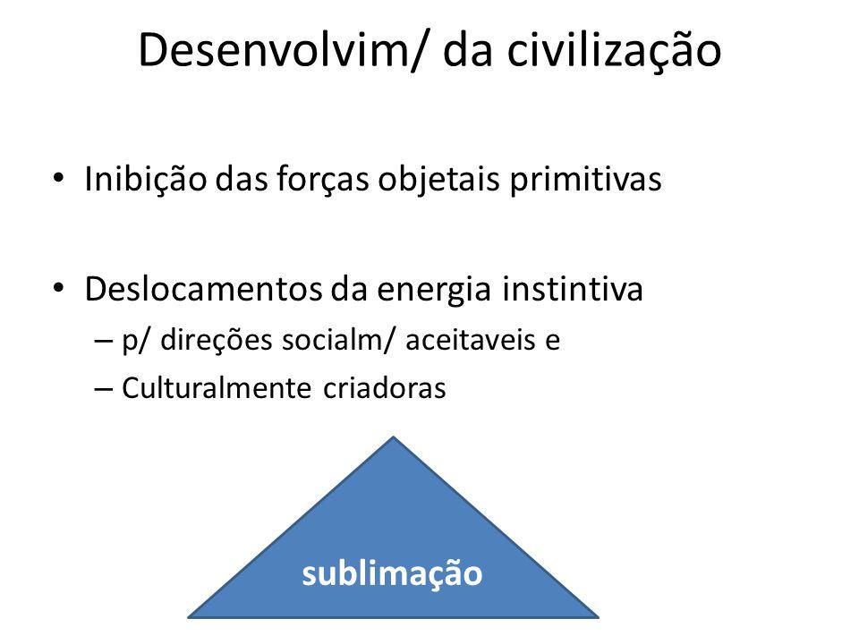 Desenvolvim/ da civilização