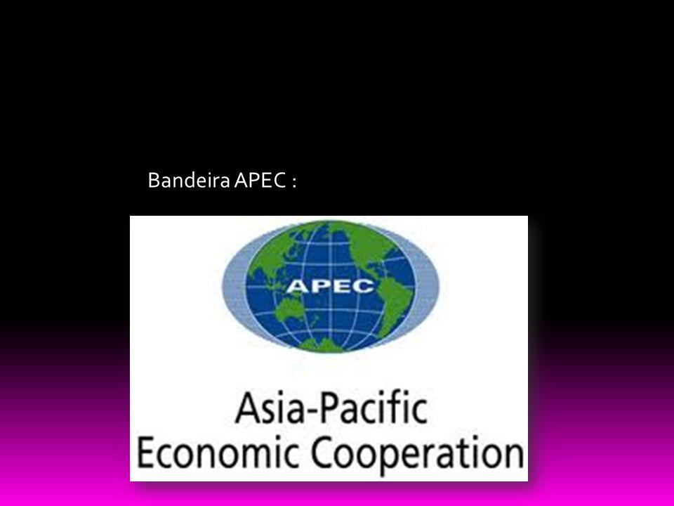 Bandeira APEC :