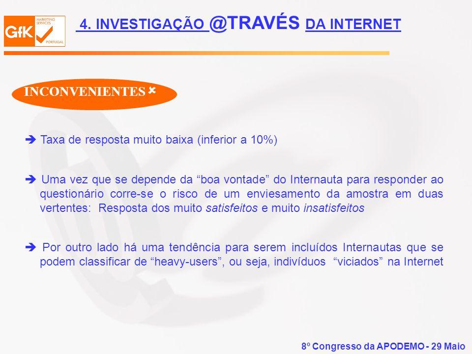 4. INVESTIGAÇÃO @TRAVÉS DA INTERNET