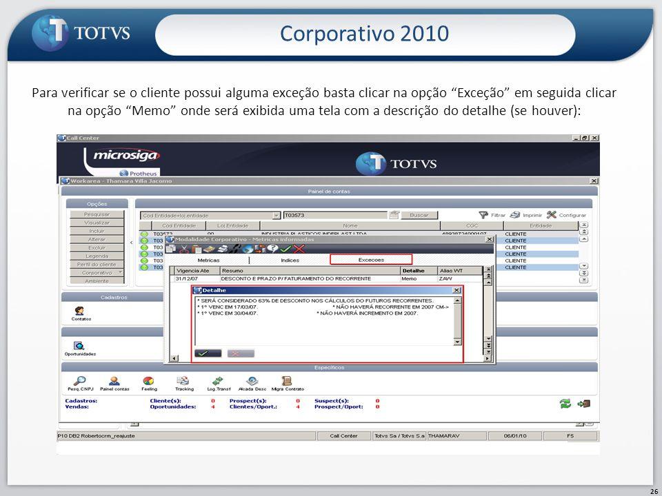 Corporativo 2010
